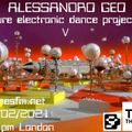 Alessandro Geo - Electronic Futuristic Dance Project # 5