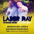 DJ Speedy Jr & Gero - Labor Day Throwback Mixtape 2014