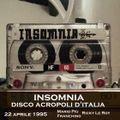 Mario Più - Franchino - Ricky Le Roy @ INSOMNIA - 22-04-1995