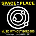 Space is the Place 24-06-21 - feat. Polyhymns guest mix*