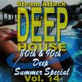 Steam Attack Deep House Vol. 14 - Special Summer Edition