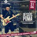 Plástico Sónico junto a Jesus Poma