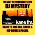 Kane 103.7 FM - Jack DJ Mystery - Late 80's House, Hip House & Beats - 16.02.2021
