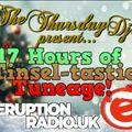 "Leftarm - Eruption Radio - ""A Jingle Bells Journey"" ('89 - '99) 03/12/20"