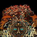  AFRO-FUTURISM   Show One Afro Archives 2 March 2018