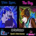 The Lion, The Dog & The Podcast: Ep.2: Autism Awareness Month