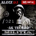 Black series podcast Aloiz dj & moreno_flamas NTCM m.s Nation TECNNO militia 021 factory sound