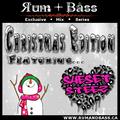 Sheset Steez - Rum + Bass  Exclusive Mix Series 001 -  www.rumandbass.ca