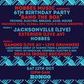 Hobbes Music 6th Birthday Party, The Bongo Club, Edinburgh (Warm-up Set), October '19