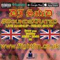 DJ SafeD - #SoundsXRateD Show - Flight FM - Thursday - 31-10-19 - (1800-2000 GMT) Halloween Mix