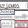 To Live των Sleazy Lizards και των Blue Wanders στο Larte!!