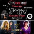 CLASSIC ROCK/ HEART VS PAT BENATAR/ HARD ROCK/ #13 by VJ MAGISTRA for [iheartrockradio.com]