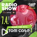 DJ Camp On Air 94 / Tom Case