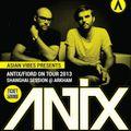 ANTIX on UDANCE RADIO 2013