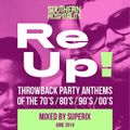 Re-Up Mix June 2014 - Mixed by Superix
