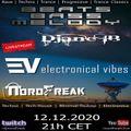 EVT#001 - electronical vibes radio with DJaneIB & NordFreak