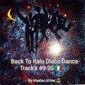 Back To Italo Disco Dance Track´s #09-20 V3.