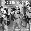 Excursions Radio Show #17 with DJ Gilla - Best of 2012