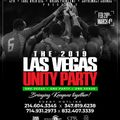 2019 UNITY PARTY IN LAS VEGAS | Mix Promo by DJ KALONJE