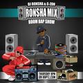 DJ RONSHA & G-ZON - Ronsha Mix #128 (New Hip-Hop Boom Bap Only)