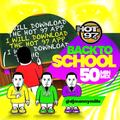 Back 2 School Mix - DJ Manny Mills