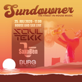 Burg Cafe-Bar-Lounge - Funky Sundowner by Soultekk & SaxoBen 25-07-2020