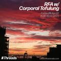 RFA w Corporal Tofulung - 25-Apr-20