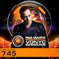 Paul van Dyk's VONYC Sessions 745
