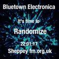 Bluetown electronica live show 22.01.17
