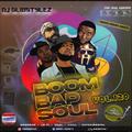 DJ GlibStylez - Boom Bap Soul Mix Vol.120 (Chill Hip Hop Soul & Lo-Fi Beats)
