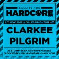 DJ Clockwork LIVE recording - Calling The Hardcore #007 @Volks 08/11/19 ('92/93 Hardcore Vinyl Set)