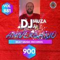 HANNEY MACKOLL PRES BEAT MUSIC RECORDS EP 881 CELEBRACION ANIVERSARIO INVITADO DJ MUZA J