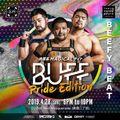 DJ KAZUbou - BUFF Pride Editon 2019.04.28