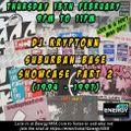 Suburban Base Showcase Part 2 - DJ Kryptonn - Energy1058.com 13th February 2020