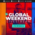 Global Weekend #054 - Livestrem by Kgee & Bechs