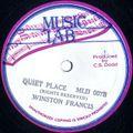 MUSIC LAB Label 10 Inch MIX