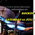 Rockin Saturday  Deel II - 31 Juli 2021 met Ruud & Maarten