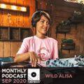Funkymusic Monthly Podcast, Sep 2020 - Wild Alisa