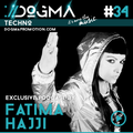 Fatima Hajji - Techno Live Set // Dogma Techno Podcast [April 2015]