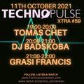 Badskoba for Techno Pulse show 11/10/21