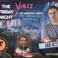 The Friday Night Club : Guests Funky Groove & Kirk Out - 20-8-21