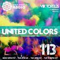 UNITED COLORS Radio #113 (Organic House, New Bollywood, Persian, Classic Panjabi, World Music)