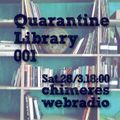 Quarantine Library 001