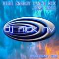 HIGH ENERGY DANCE MIX.6.7.12