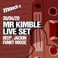 Live Tech and Deep House Mix from Moochin Radio Show on 30/04/20