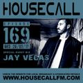Housecall EP#169 (28/09/17) incl. a guest mix from Jay Vegas