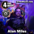 Alan Miles - 4 The Music Exclusive - Back to the Club, Saturday Sessions 040921