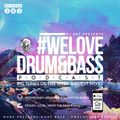 DJ 007 Presents #WeLoveDrum&Bass Podcast #282