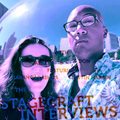 The StageCraft Interviews with Alex & Don featuring artists Sarah Yarashus and Justin Harbin