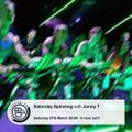 Saturday Spinning with JonnyT - 27.03.21 - 6 hour set! Part 1